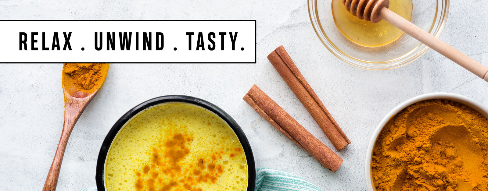 Golden Milk with Turmeric