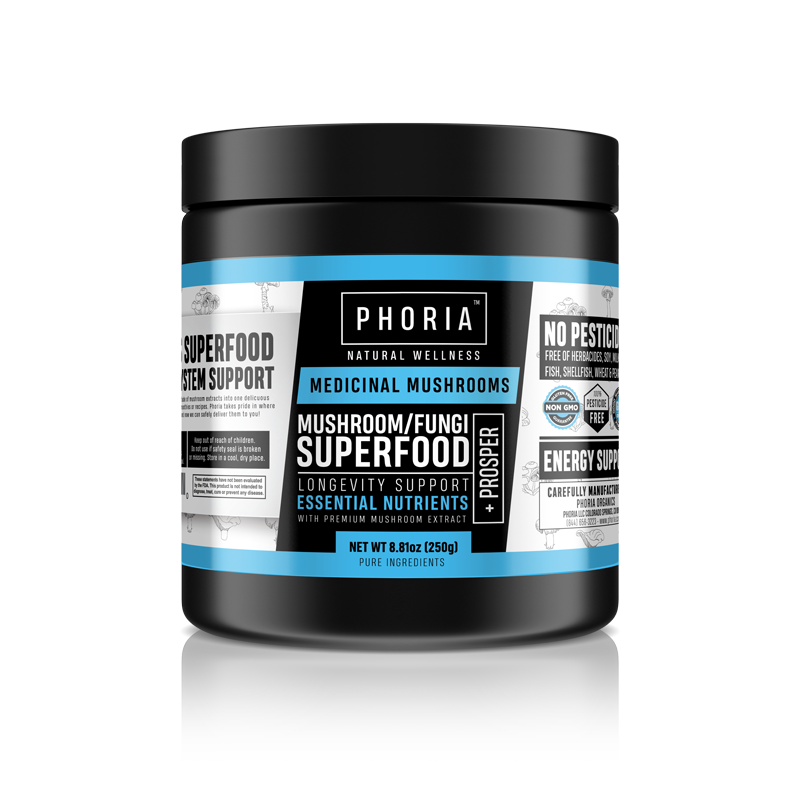 Phoria Mushroom Power Superfood