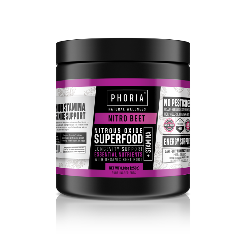 Phoria Nitro Beets Superfood